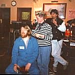 A hair cut in the Garston Hotel the only one wearing jade jewelry was Michael