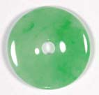 Jade-Pendant-PI-21ag My jade jewelry collection  Natural A grade jadeite jade polo or Pi pendant, an example of jade jewelry carving and jade pendants found on my site.