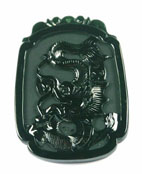 Jade-Pendant-dragon-764ag My jade jewelry collection Natural Jade, jadeite dragon pendant carved by hand jade pendant. It can be described as Imperial Jade.